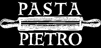 Logo PastaPietro white