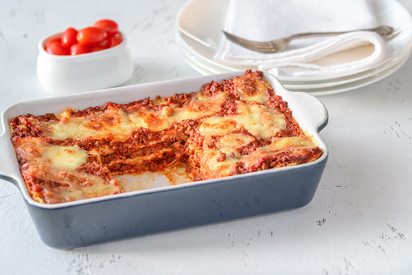 PastaPietro Online Live Experience Lasagna