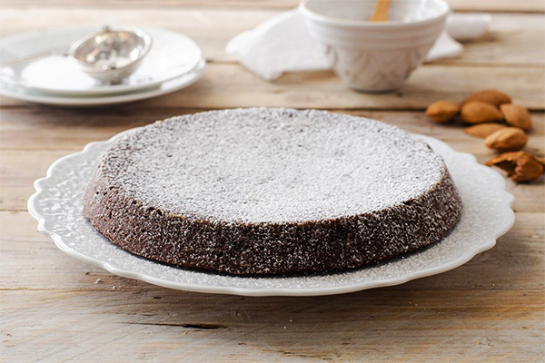 PastaPietro Online Live Experience Caprese Cake